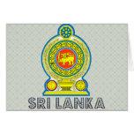 Sri Lanka Coat of Arms Cards