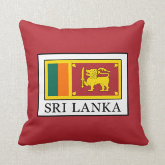 Sri Lanka Cushion