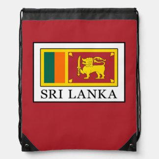 Sri Lanka Drawstring Bag