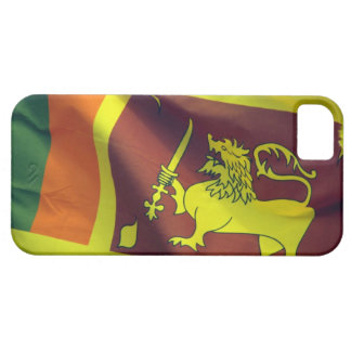 sri lanka flag iPhone 5 case