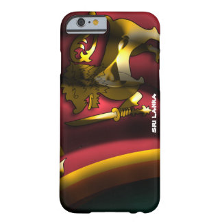 Sri Lanka Flag iPhone 6 Case Barely There iPhone 6 Case