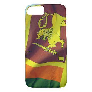 sri lanka flag iPhone 7 case