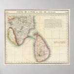 Sri Lanka, India 108 Poster