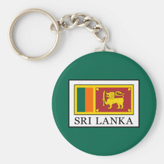 Sri Lanka Key Ring