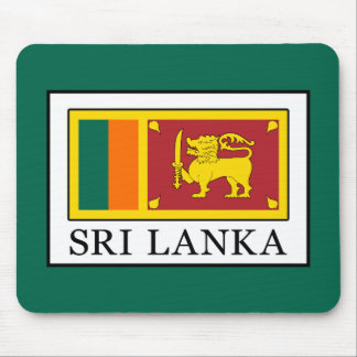 Sri Lanka Mouse Pad