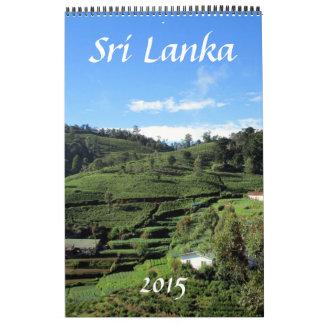 sri lanka photography 2015 wall calendars