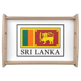 Sri Lanka Serving Tray