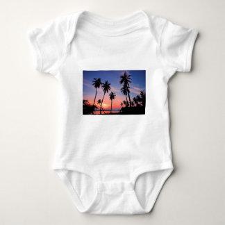 Sri Lanka Sunset Baby Bodysuit
