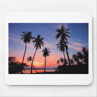 Sri Lanka Sunset Mouse Pad