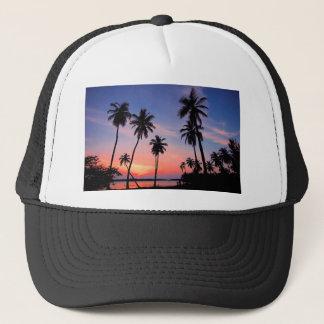 Sri Lanka Sunset Trucker Hat