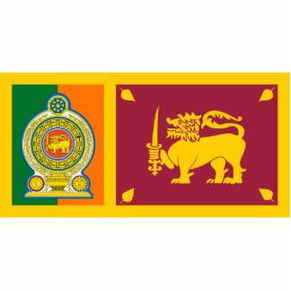 Sri Lankan Army, Sri Lanka flag Photo Cut Out