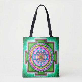 Sri Yantra - Artwork VII Tote Bag