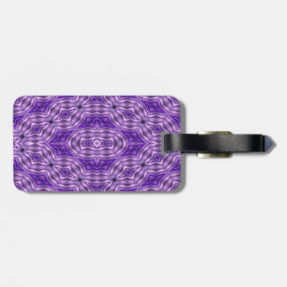 Sridonchai Buddhist Abstract Pattern Tag For Luggage