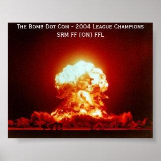 SRM 2004 Champion Poster