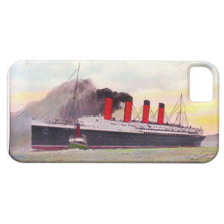 SS Lusitania 1907 iPhone 5 Covers