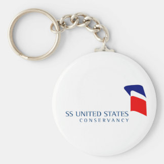 SS United States Conservancy Keychain