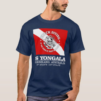 SS Yongala (best wrecks) T-Shirt