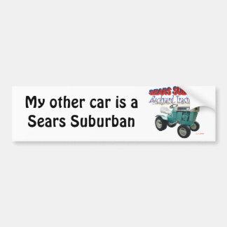 SSBTC Bumber Sticker