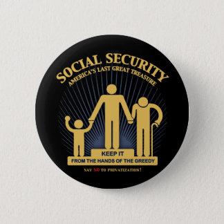 SSI-logo-TIL 6 Cm Round Badge