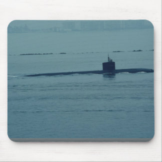 "SSN 713 ""Houston"", nuclear powered attack sub, San Mousepads"