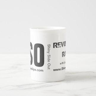 SSO Regular mug revolution radio Bone China Mug