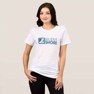 SSR Women's White T-Shirt V4