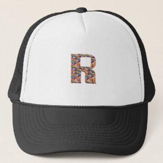 SSS PPP RRR QQQ MMM NNN SSS OOO alphabets Trucker Hat