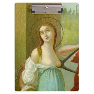 St. Agatha (M 003) Clipboard