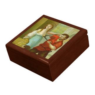 St. Agatha (M 003) Gift Box