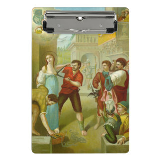 St. Agatha (M 003) Mini Clipboard