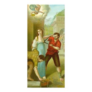 St. Agatha (M 003) Rack Card #4