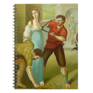St. Agatha (M 003) (Style #2) Notebook