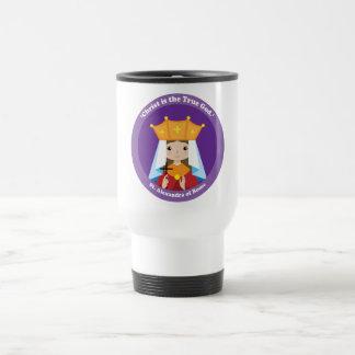St. Alexandra of Rome Travel Mug