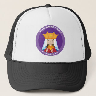 St. Alexandra of Rome Trucker Hat