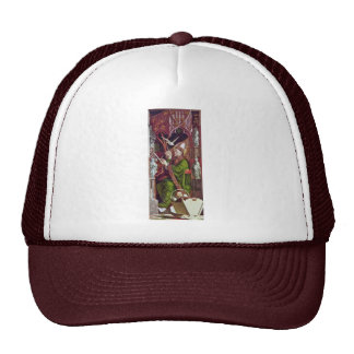 St. Ambrose By Pacher Michael (Best Quality) Mesh Hats