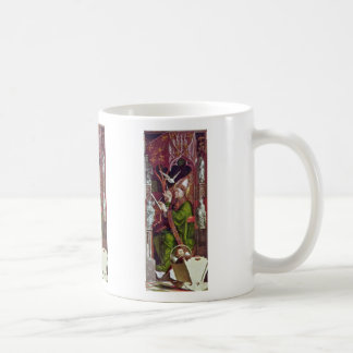 St. Ambrose By Pacher Michael (Best Quality) Mug