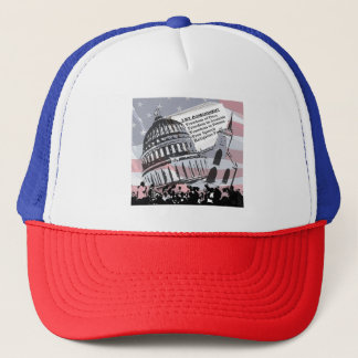 !st Amendment Hat