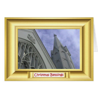 """St ANdrew""""s cathedral Singapore, Card"""