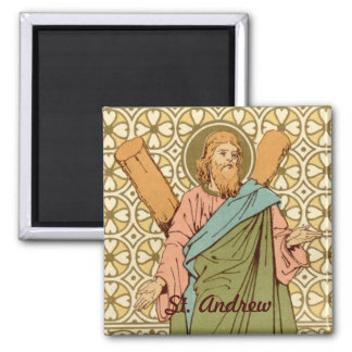 St. Andrew the Apostle (RLS 01) Magnet