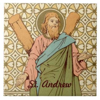 St. Andrew the Apostle (RLS 01) Tile