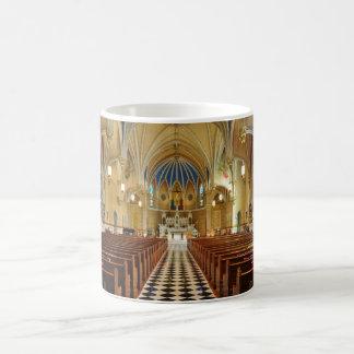 St Andrew's Catholic Church Roanoke Virginia Basic White Mug