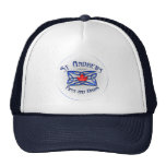 St Andrews Pipes and Drums trucker's hat