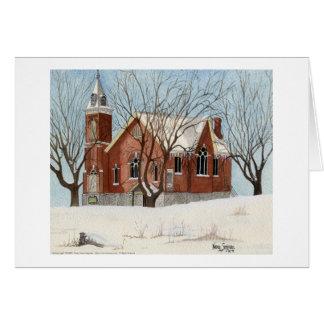 St. Andrews Presbyterian Church, Watercolor Card