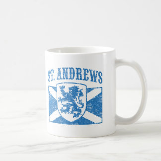 St. Andrews Scotland Coffee Mug