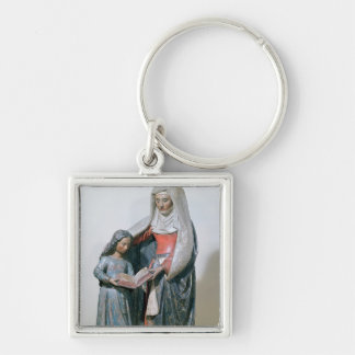 St. Anne and the Virgin, 1500-30 Key Chains
