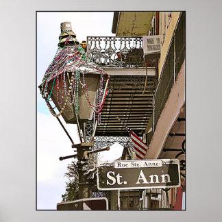 St. Ann's Poster