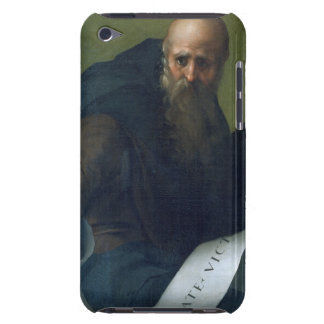 St. Anthony Abbot (c.251-356) c.1518-19 (oil on ca iPod Case-Mate Cases