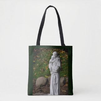 St. Anthony Catholic Saint Tote Bag