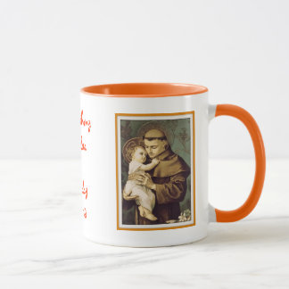 St. Anthony of Padua Mug