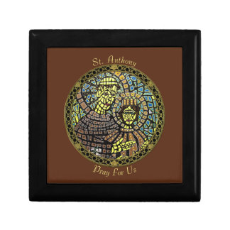 St. Anthony Pray For Us Gift Box